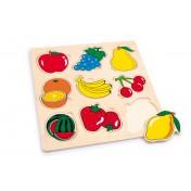 Puzzle en bois Fruits