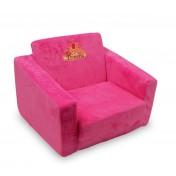 Fauteuils câlin Princesse rose