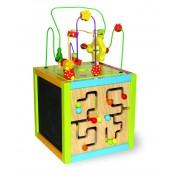 Cube actif