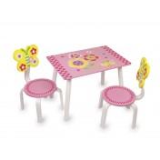 Ensemble table Léonore