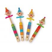 Flûtes Clowns hélice