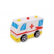 Ambulance Croix rouge