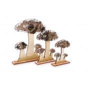 Champignons de décoration