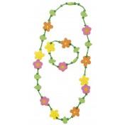 Parure de bijoux Fleurs des prés