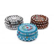 Boîtes à bijoux ronde