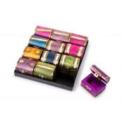 Boîtes à bijoux Coloré