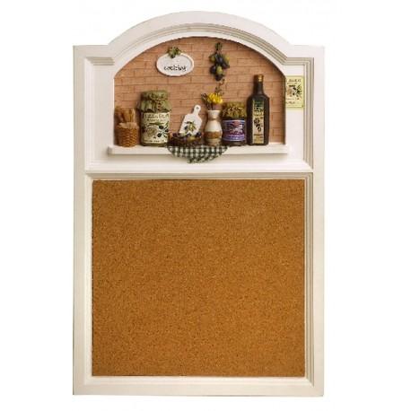 panneau avec pins cuisine. Black Bedroom Furniture Sets. Home Design Ideas