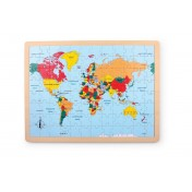 Puzzle Pays du monde