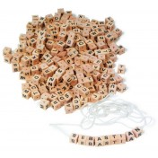Lettres alphabet Cubes