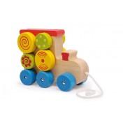 Locomotive à tirer