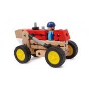 Boîte de construction Tracteur