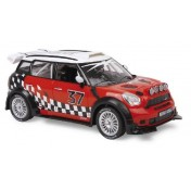 Mini Cooper WRC R60 Echelle 1:18