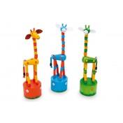 Poussoirs Girafes Alfis
