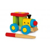Locomotive à construire