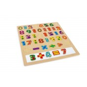 "Puzzle à poser ""Calculer"""