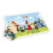 Puzzle Ritter Rost