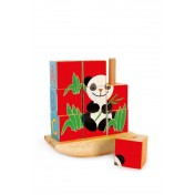 """Puzzle cubes """"Panda"""""""