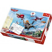 Planes Puzzle Maxi 30