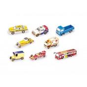 Série de voitures en 3D