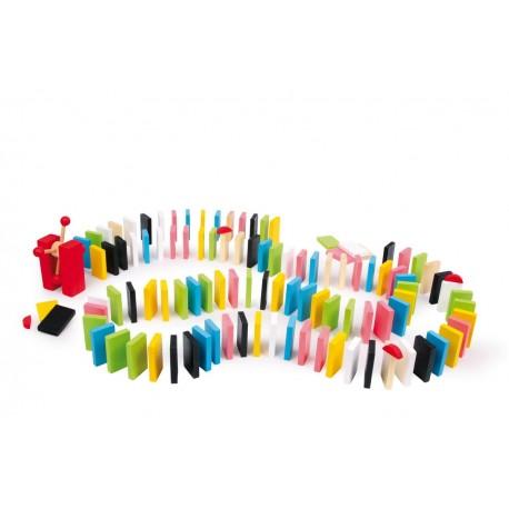 Rallye de dominos Théo