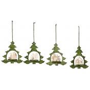 Décorations pour sapin Arbre de Noël