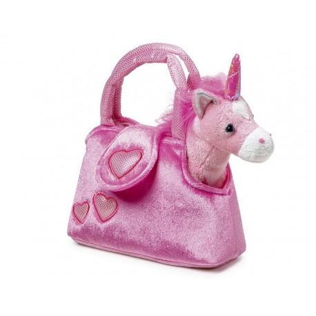 Licorne avec sac Fina