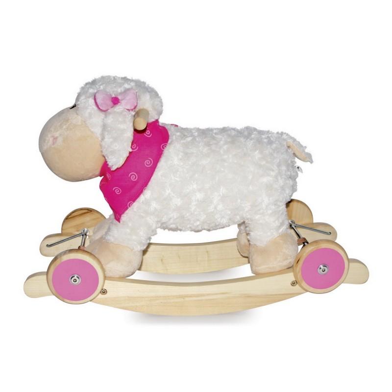 mouton bascule. Black Bedroom Furniture Sets. Home Design Ideas