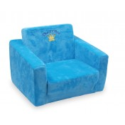 Fauteuils câlin Princesse bleu