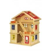 Maison de poupée Deluxe