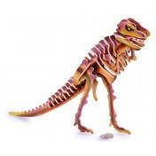 Puzzle 3D Tyrannosaure