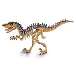 Puzzle 3D Vélociraptor