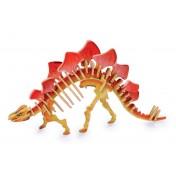 Puzzle 3D Stégosaure