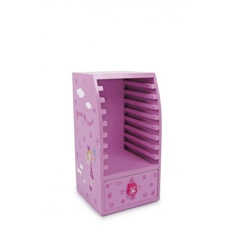 armoire pour cd princesse de beaut. Black Bedroom Furniture Sets. Home Design Ideas