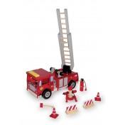 Pompiers avec accessoires