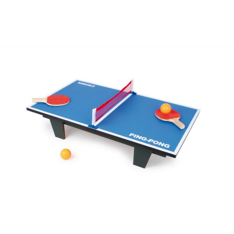 ping pong de table. Black Bedroom Furniture Sets. Home Design Ideas