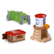 Accessoires pour train miniatures