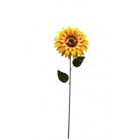 Piques de métal Flower