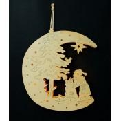 Lampe Demi-lune