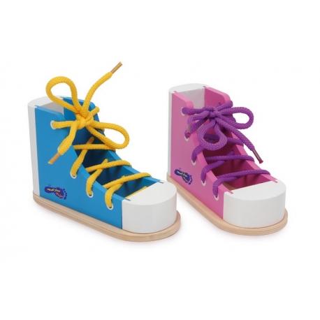 Chaussures à lacer Couleurs