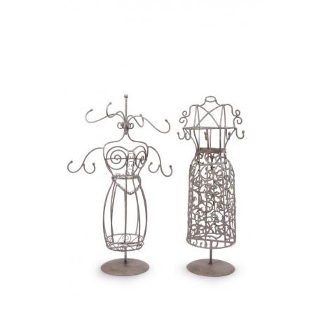 Portes bijoux Mannequin