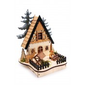 Lampe Maison des bois