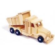 Camion pour le transport du sable