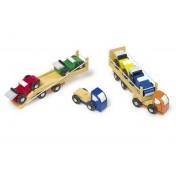 Camionnettes de courses