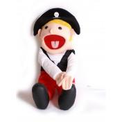 Marionnette Capitaine grand