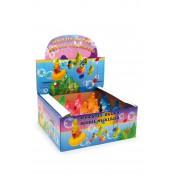 Boîte présentoir Canard à bulles