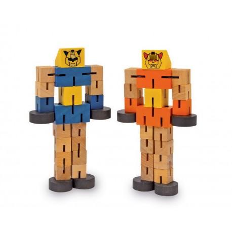 Robocar en bois