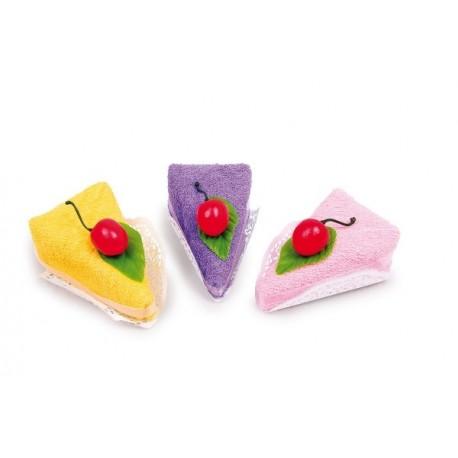 Serviettes-tarte Pastel