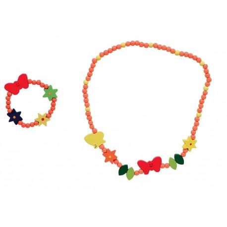 Lot de bijoux Papillon