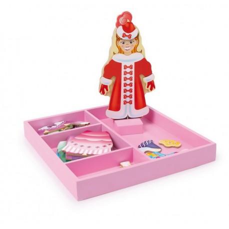 Boîte à habiller Princesse