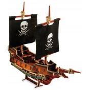 Puzzle 3D Bateau de pirate Jack